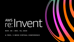 Laboratorios gratuitos de AWS en re:Invent 2020