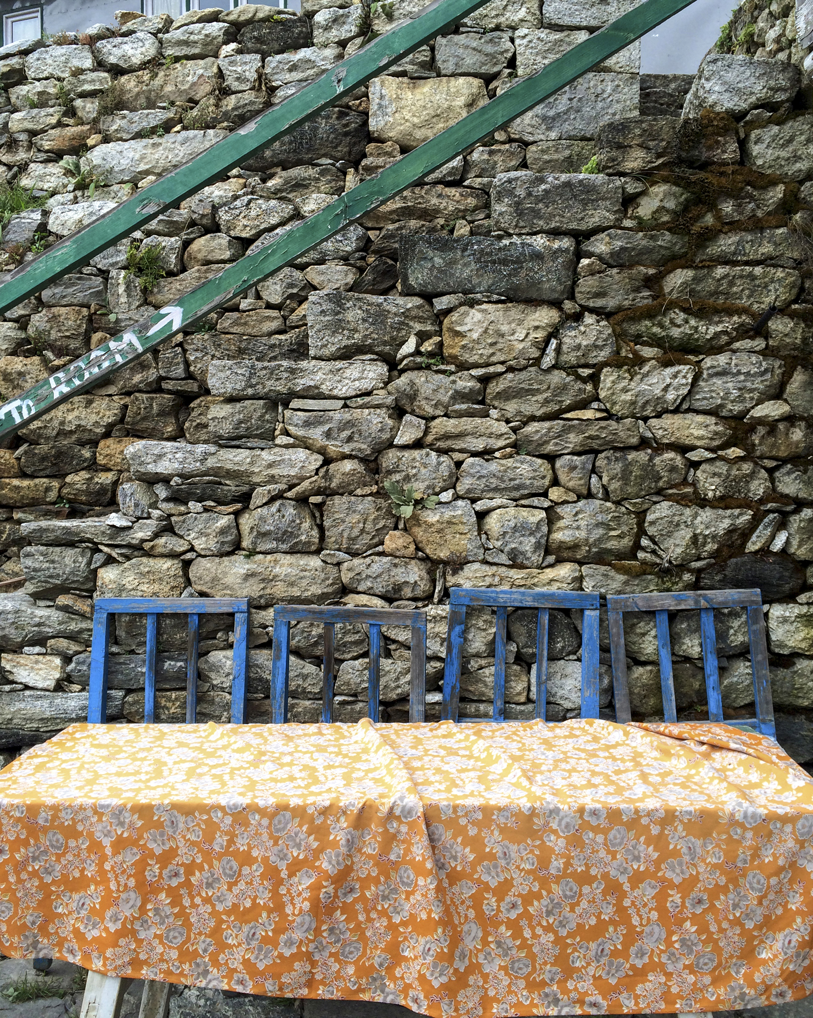 TABLECLOTH, Nepal