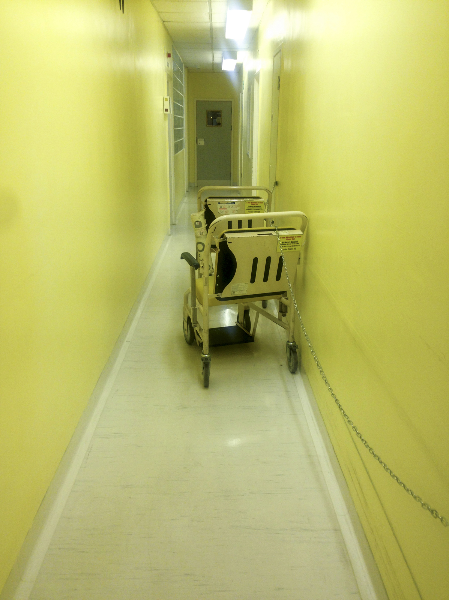 HOSPITAL, London