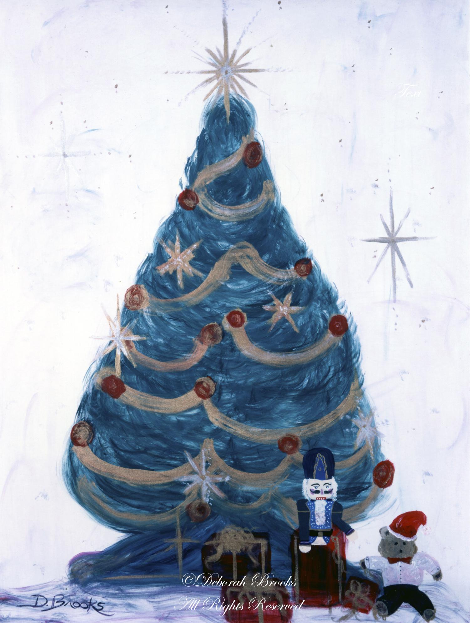 """""""How We Saved Christmas""""©"""