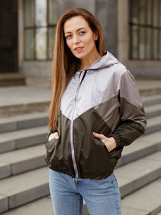 "Куртка ""Ветровка"" хаки"