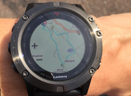 Créez votre parcours de running personnalisé avec Garmin