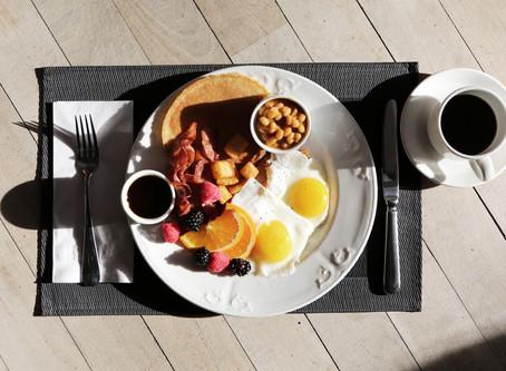 Un petit déjeuner salé pour faire le plein d'énergie !
