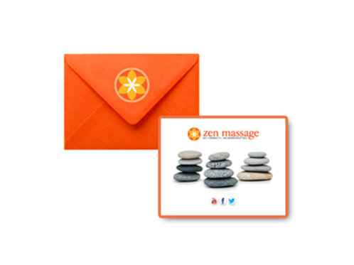 Zen Massage or Facial Gift Card