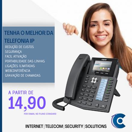 Telecom Campinas - cliente