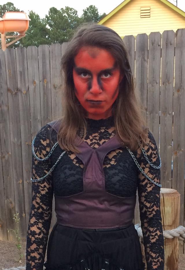 Costume Design For Frightfest