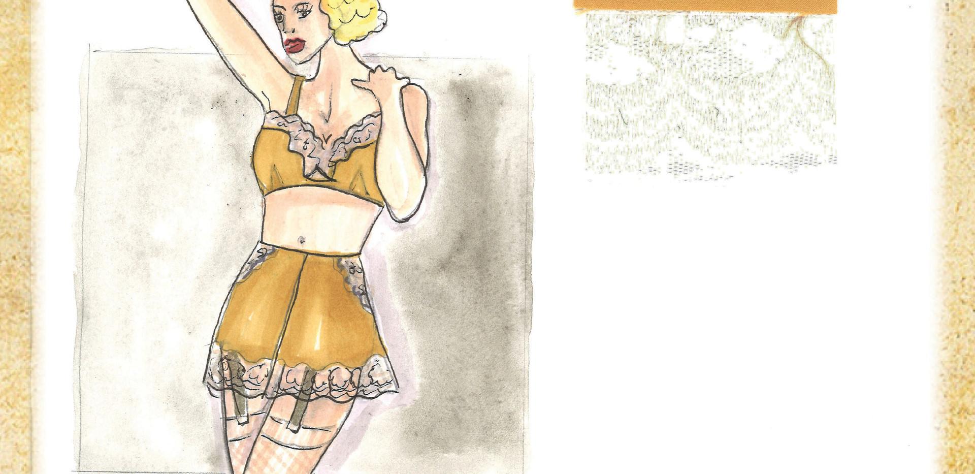 Queenie design 1
