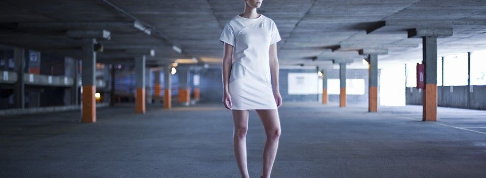 Lookbook for fashion collection
