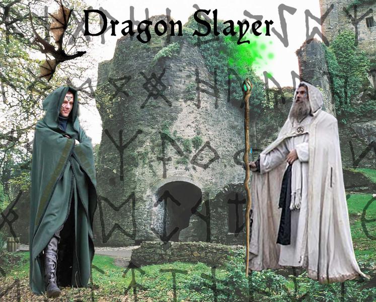 Fantasy Film Project for Dragon Slayer