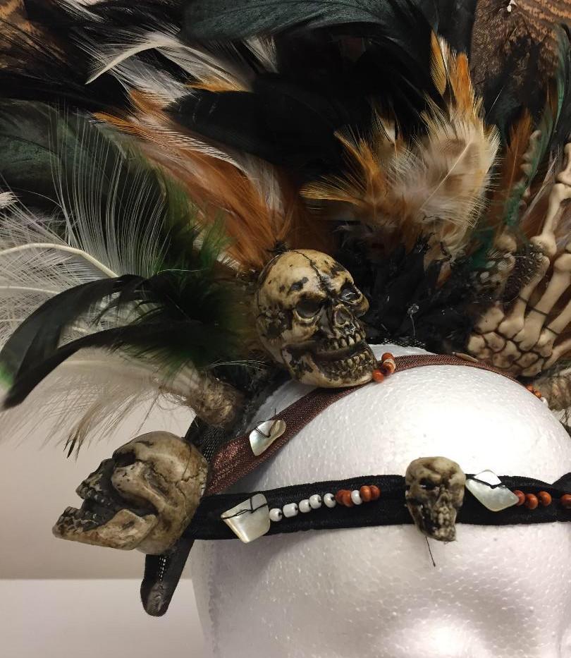 Voodoo Headpeice