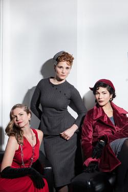 The Ladies Of Film Noir