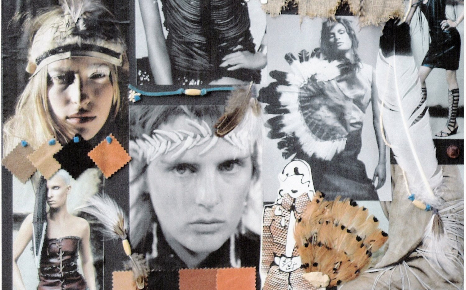 Sprit Collection Moodboard