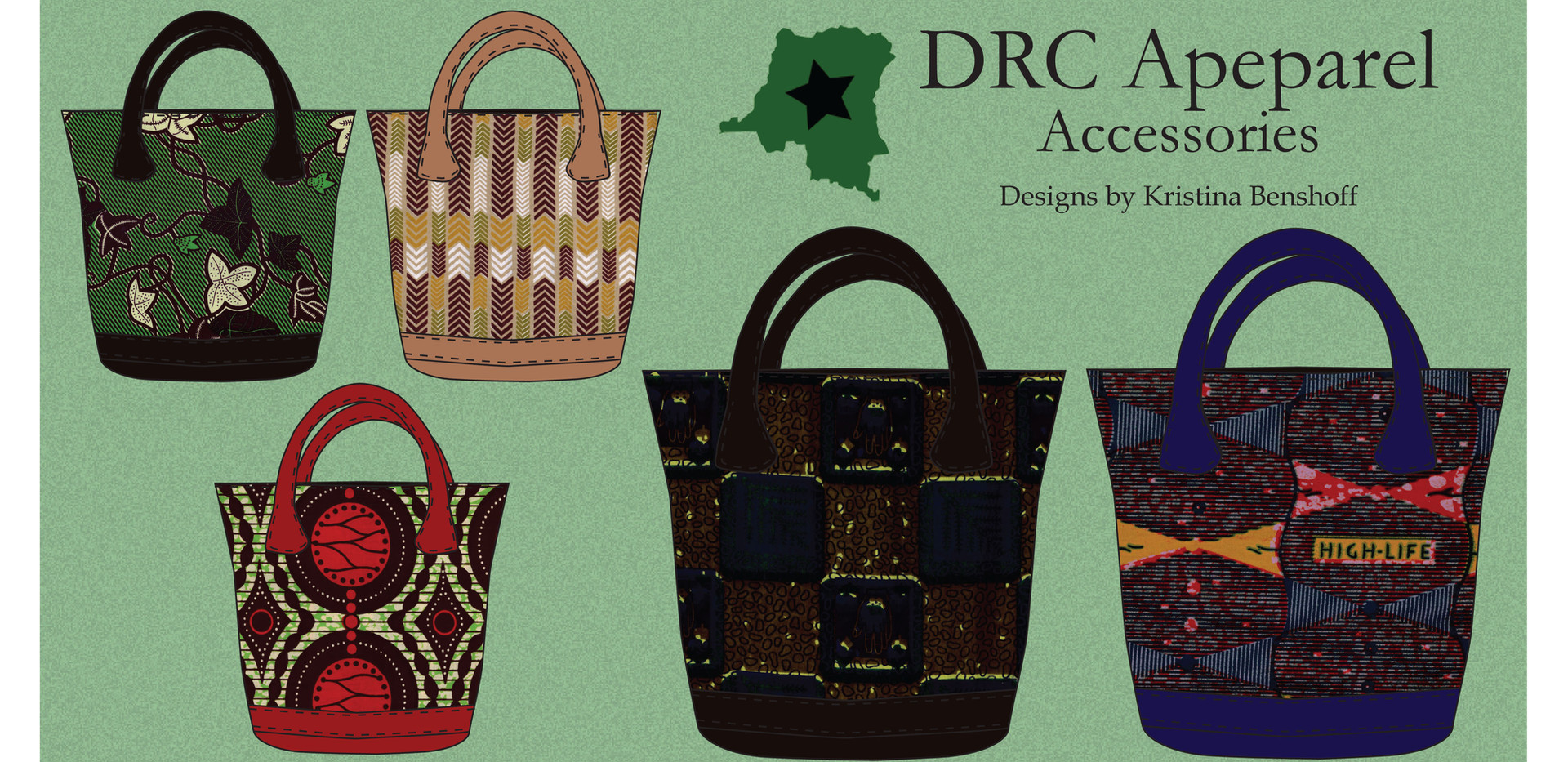 Freelance Work For DRC APEarell
