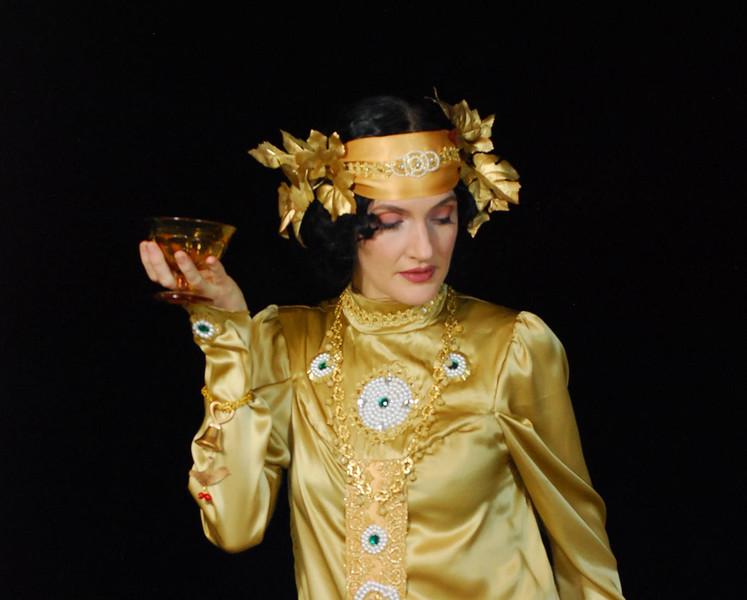 Alphonse Mucha Costumes