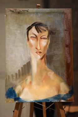 24 Modigliani 60x70