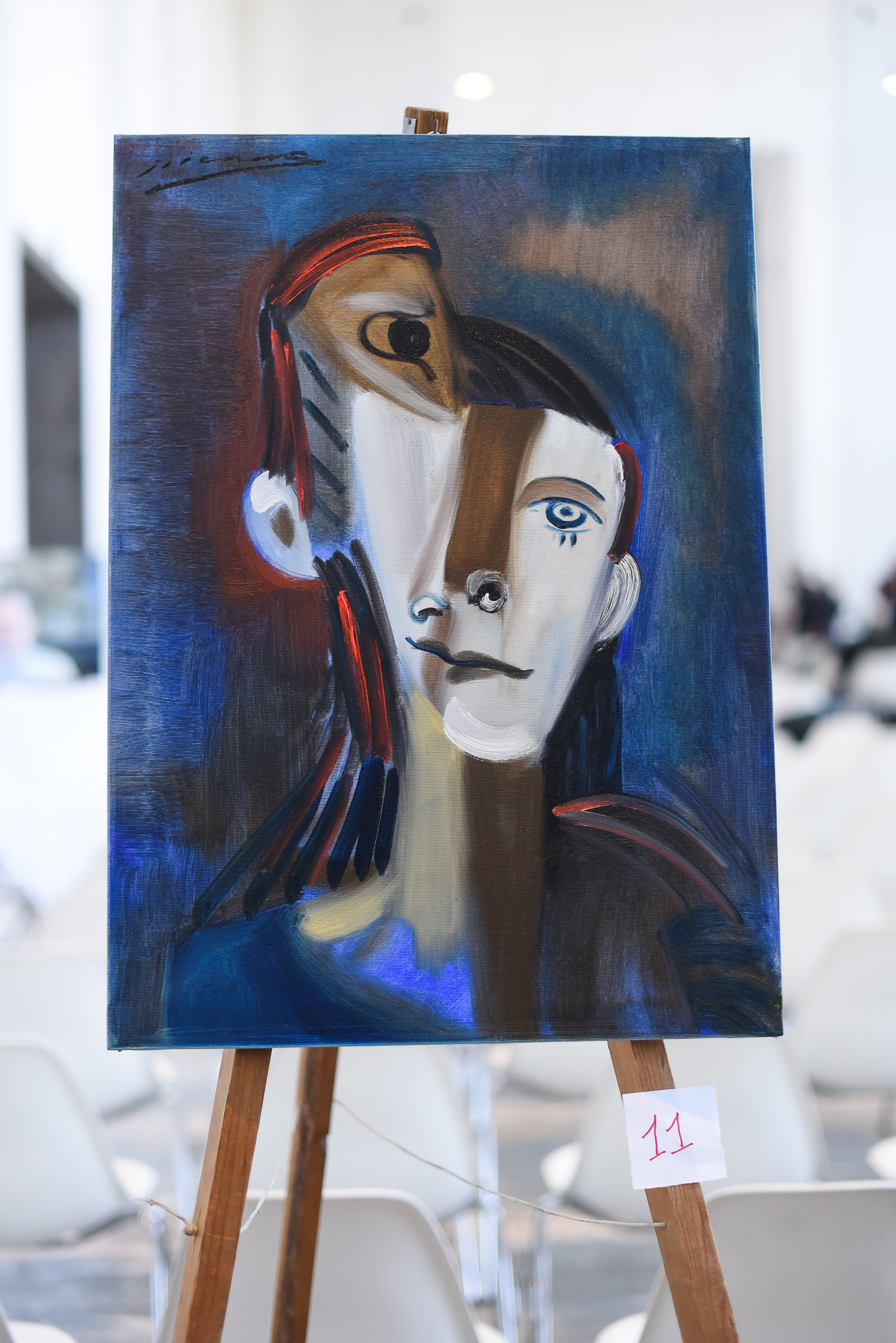 11 Picasso 50x60
