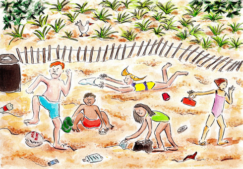 Shore Buddies