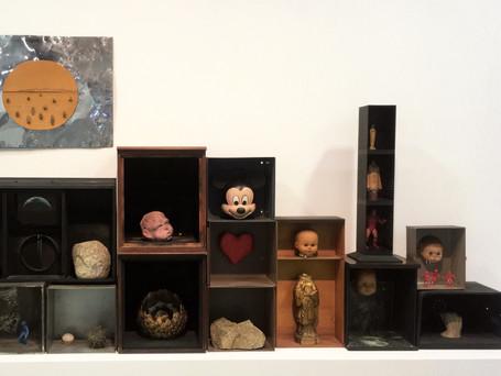 Kenzi Shiokava, Untitled, 1993-2000, vue de l'exposition « Made in L.A. » au Hammer à Los Angeles en 2016