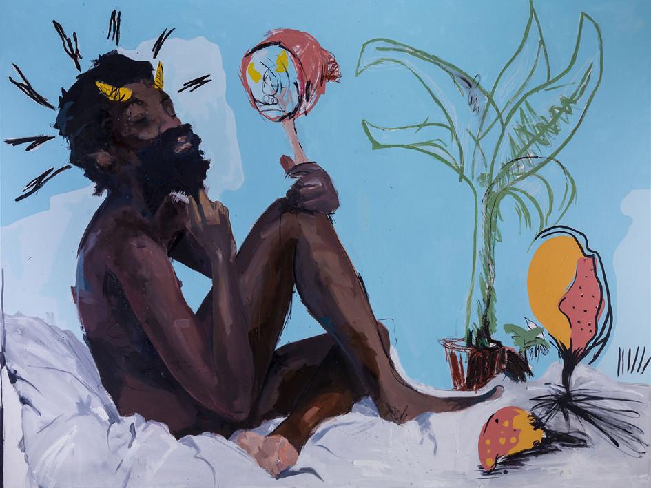 Kudzanai-Violet Hwami, The Egg, 2016, Courtesy of Alessia Antinori & Giorgio Gallenzi. © Kudzanai-Violet Hwami
