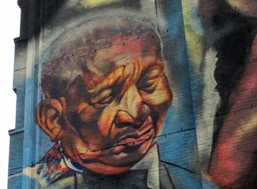 Vintage Toronto Music Scene — Graffiti Lux and Murals