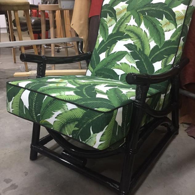 Furniture repair Sydney - Armchair Upholstered