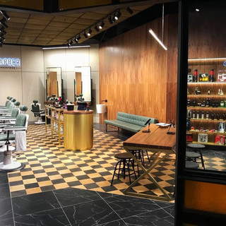 Barber Industries stores