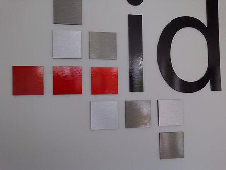 Aluminium Composite Signage