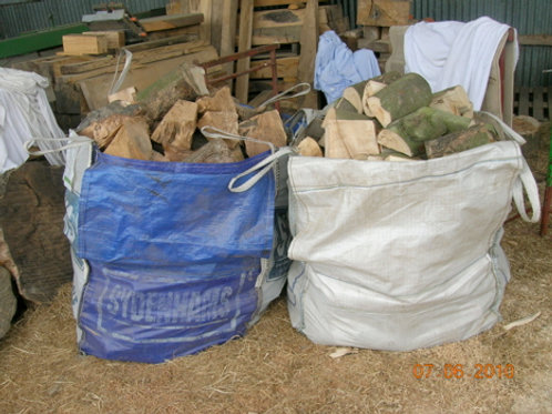 x2 Bags of firewood