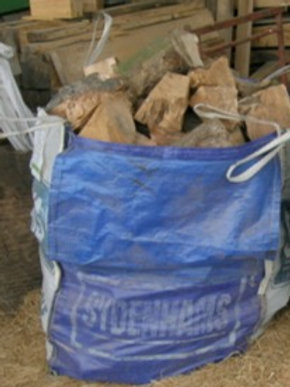 x1 Bag of firewood