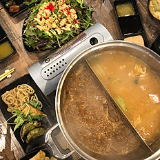 AYCE Dinner + Local Meats+Pupus