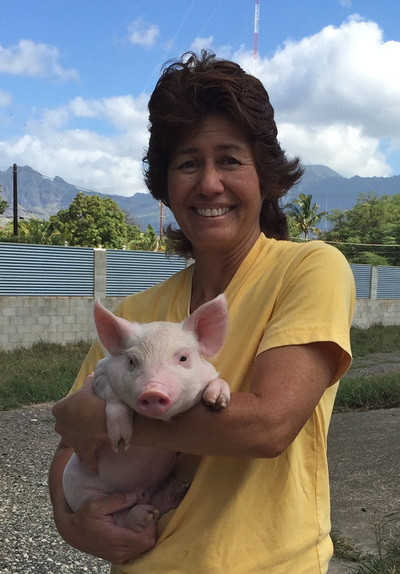 2 Lady Farmers Pork