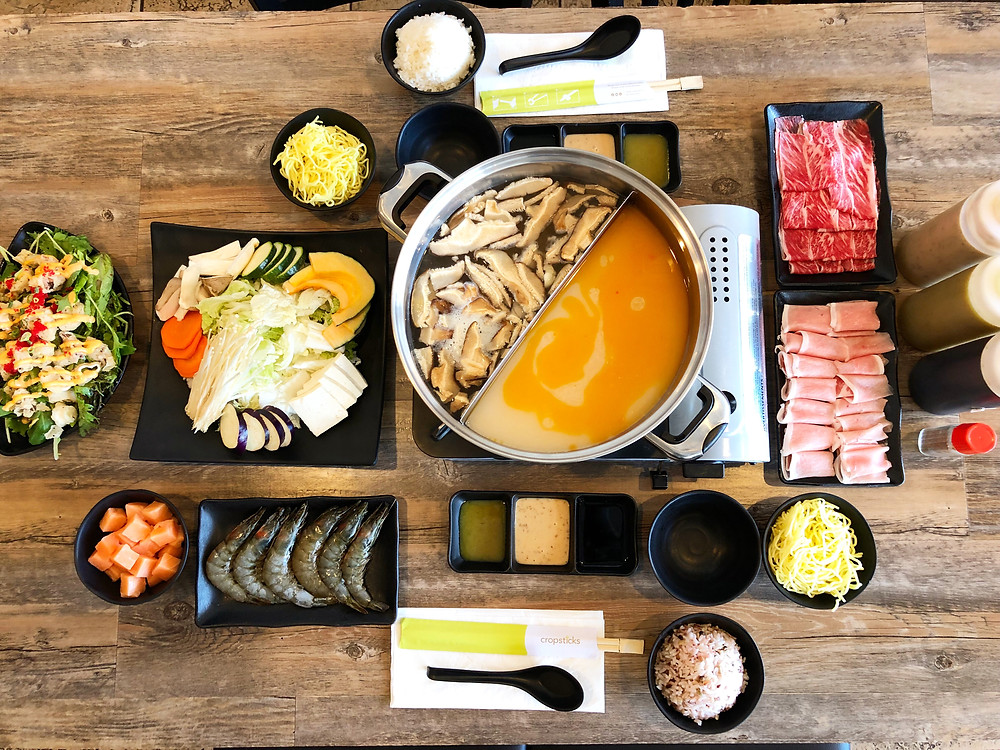 Rokaru Shabu Shabu Hot Pot