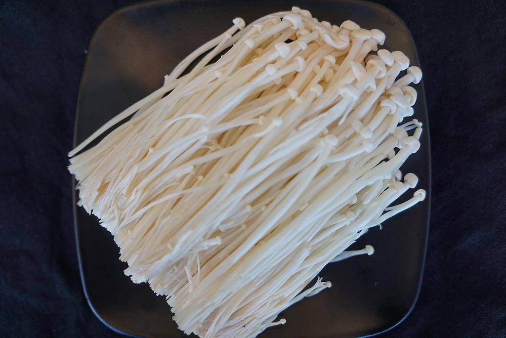 Enoki Mushrooms Rokaru Shabu Shabu
