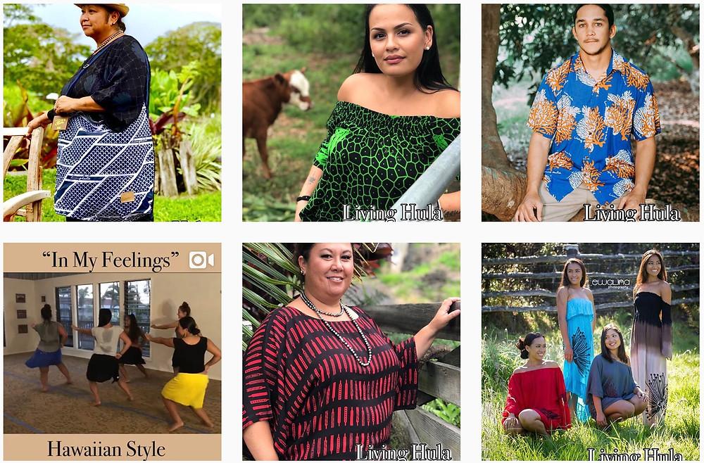 Living Hula Clothing