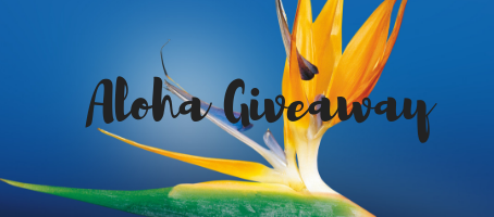 The Great Aloha Giveaway