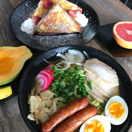 Get Your Breakfast Fix at Rokaru Shabu Shabu