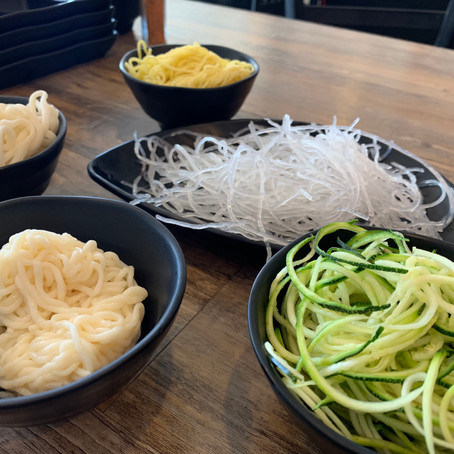 Oodles of Noodles at Rokaru