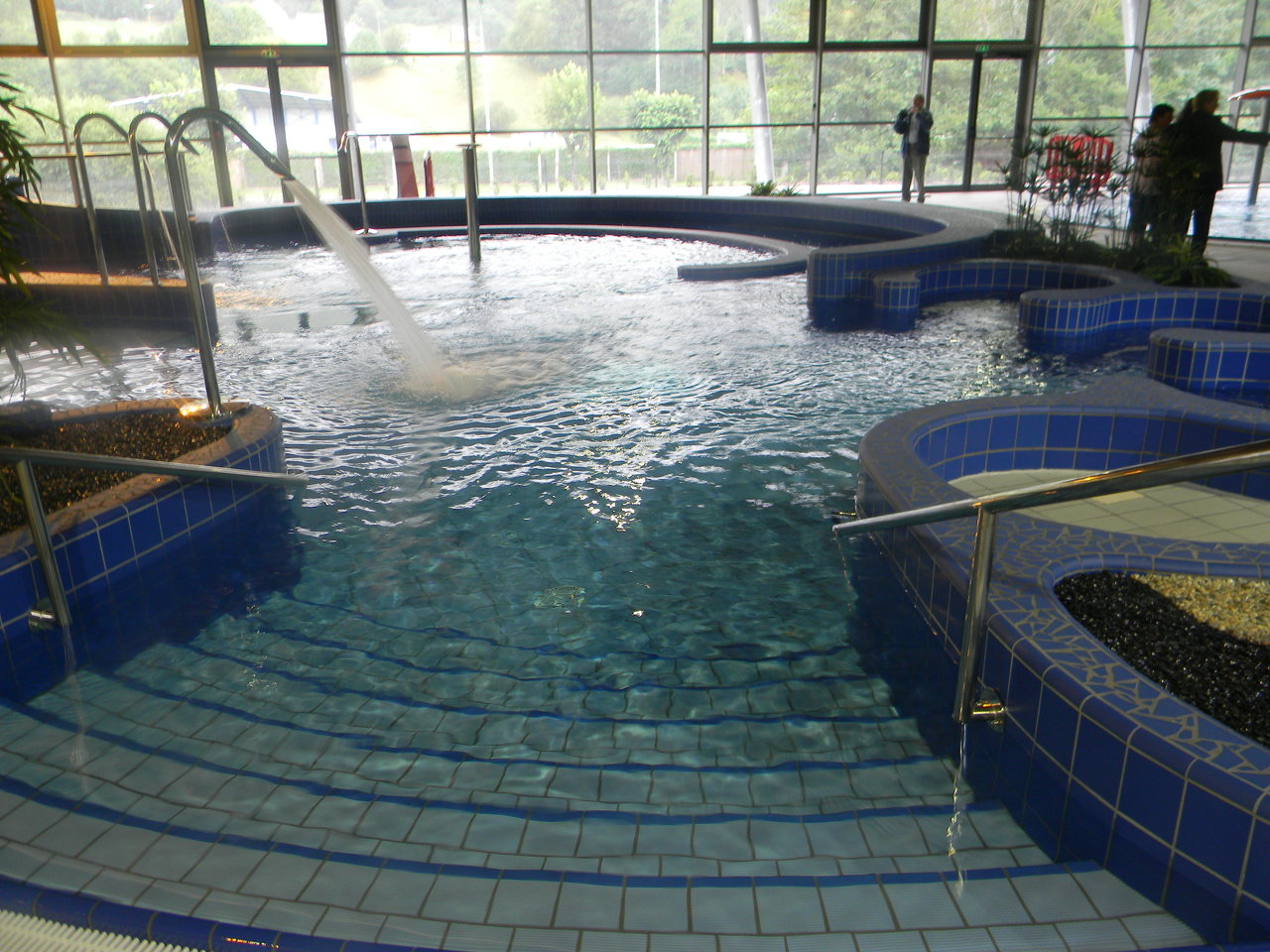 Piscine Aqualudique la Bourboule