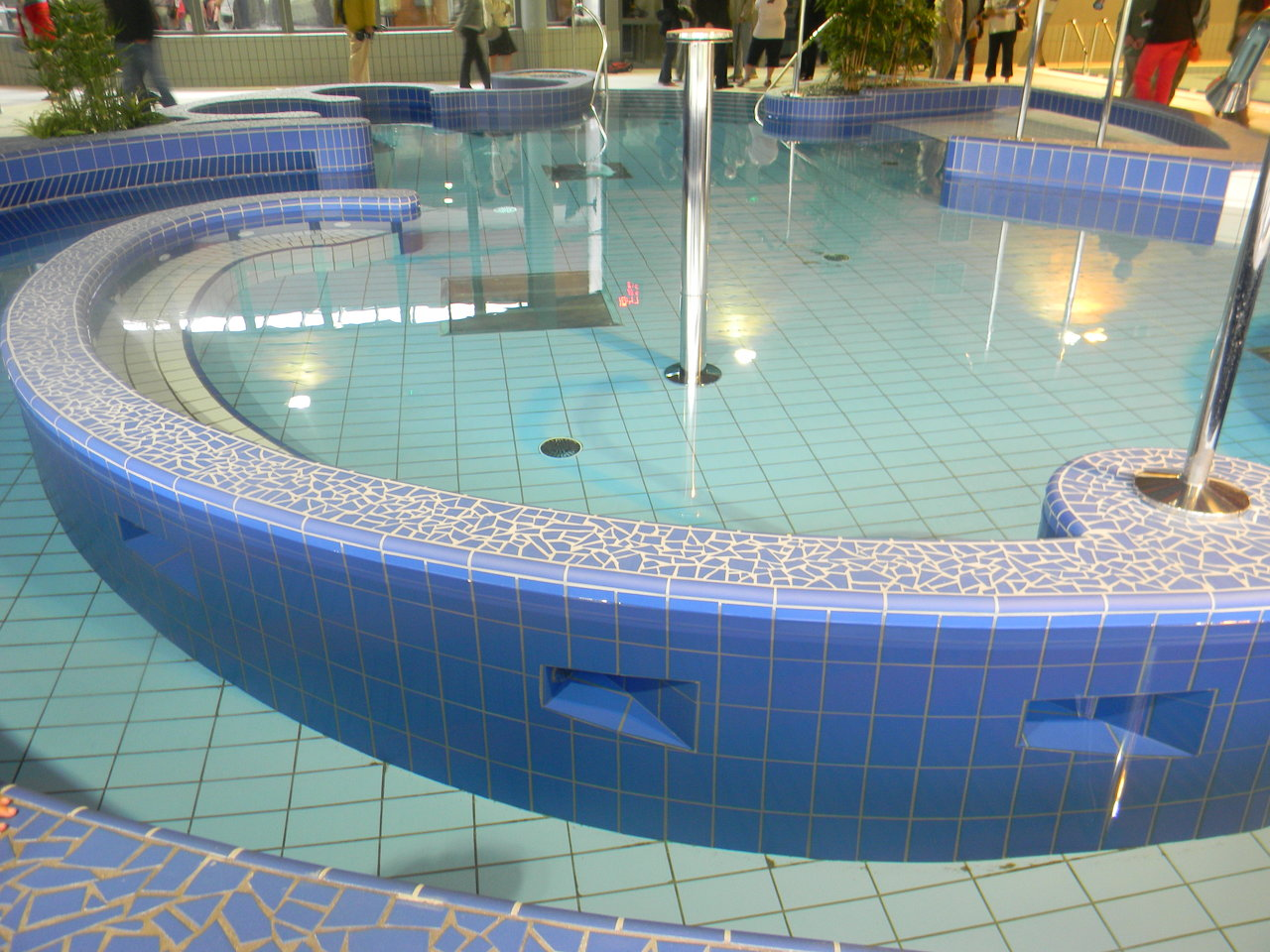 Piscine la Bourboule