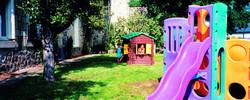 Les Mésanges parc jeux pour petits