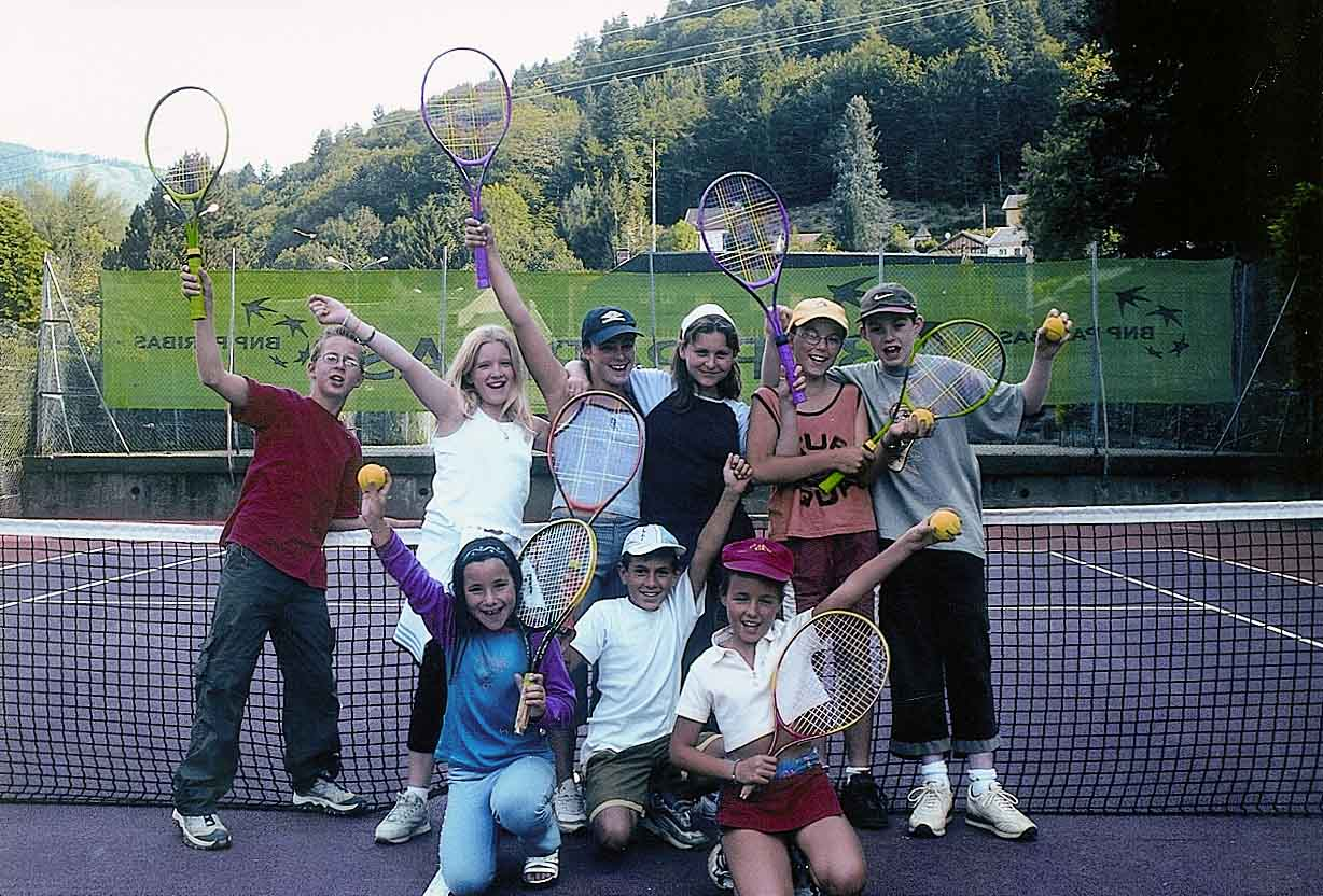 La Bourboule Tennis