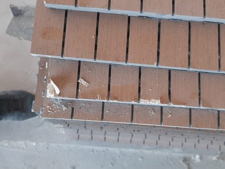 Зачем нужна демпферная кромка на панелях!