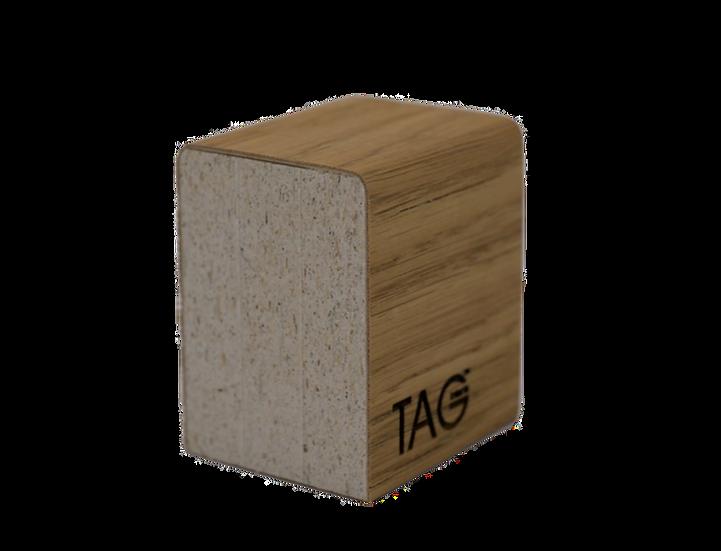 Рейка-брусок TAGinterio™ cube на основе ГСП (шт)