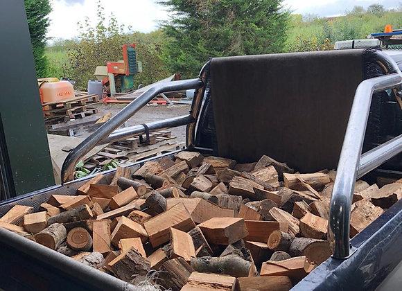 50/50 Load - (Apple & Mixed Wood)