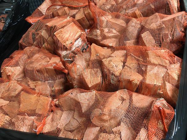 log bags