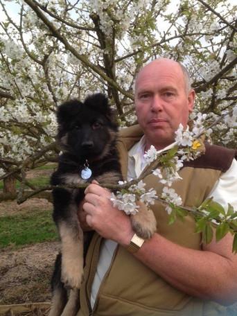 Mike & Pippa Cherry Blossom