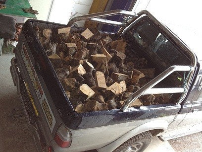 Apple Logs - Small Load