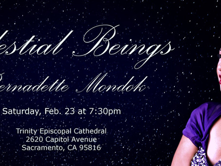 Bernadette Rose Mondok: Celestial Beings