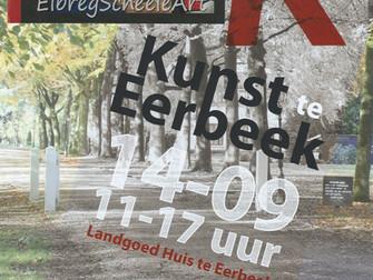 ElbregScheeleArt deelnemer Kunst te Eerbeek zondag 14 september 2014