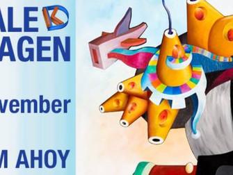 Nationale Kunstdagen 12 en 13 november